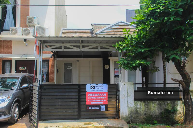 Strategic 2BR House at Serpong Park By Travelio #104741942