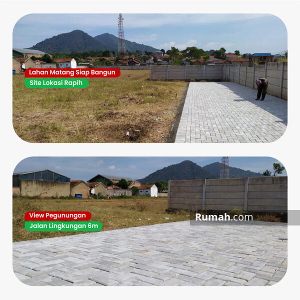 Tanah Kavling Dekat Kantor Kecamatan Tanjungsari #104758608