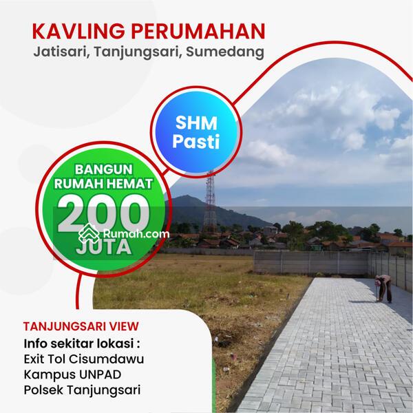 Kavling siap Bangun Rp 1.500.000/meter2