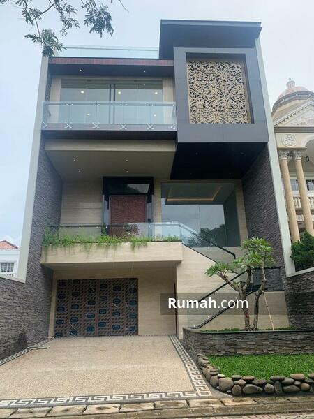 Dijual Rumah Brand New Pantai Indah Kapuk  di Garden house #104791174