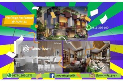 Dijual - Diskon 7% Rumah 3 Lt di Karang Tengah