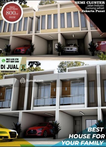 New Town House RAJAWALI Kemayoran #104869344