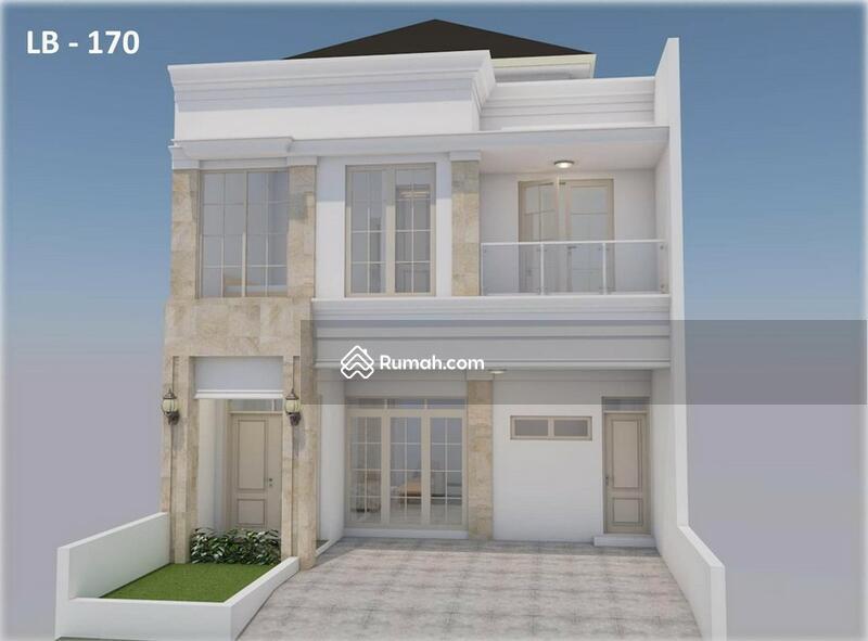 Rumah Mewah di Cluster Rawamangun #104875834