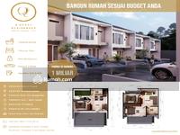 Dijual - Dijual Rumah Q HOUSE RESIDENCE di Depok