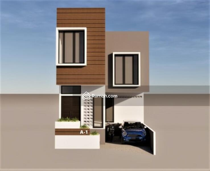 Cluster Modern Split Level House di Cijantung #104896530