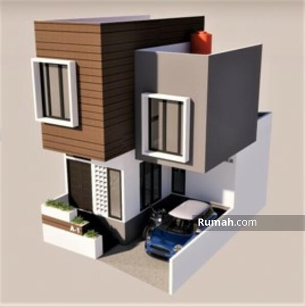 Cluster Modern Split Level House di Cijantung #104896532