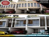 Dijual - Rumah cluster gunung sahari