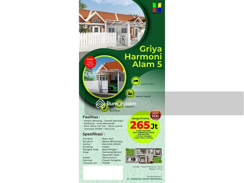 GRIYA HARMONI ALAM 5 #104919088