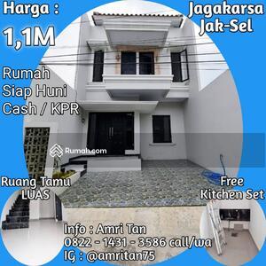 Dijual - Rumah minimalis modern di Jagakarsa Jaksel