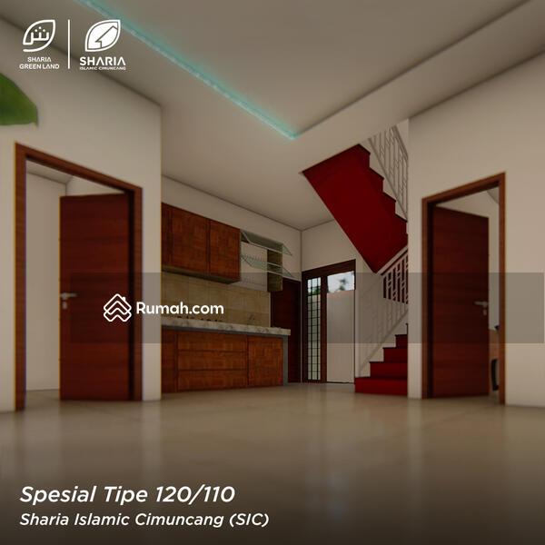Rumah Syariah Dekat Terminal Cicaheum Kota Bandung #107667508