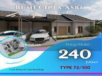 Dijual - Rumah Baru di Dekat Lanud Sulaiman Kopo