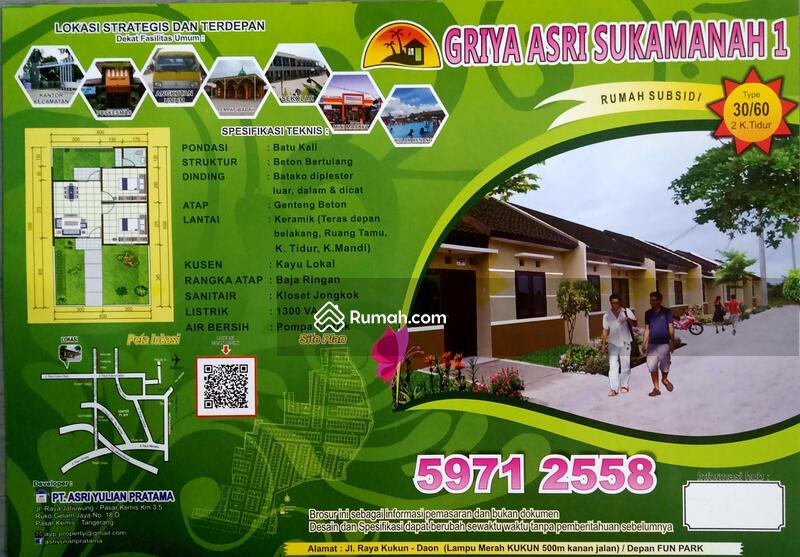 Griya Asri Sukamanah 1 #104962894