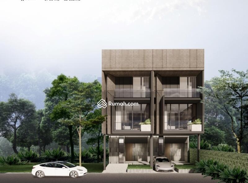 Jual Cepat Murah Brand New Cluster Fasilitas Private Pool Lokasi Premium Di Permata Hijau Jakarta Se #104980446