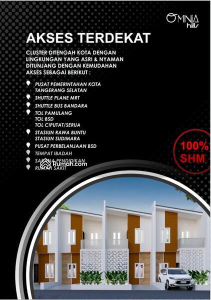 Rumah Tangerang Selatan #104983312
