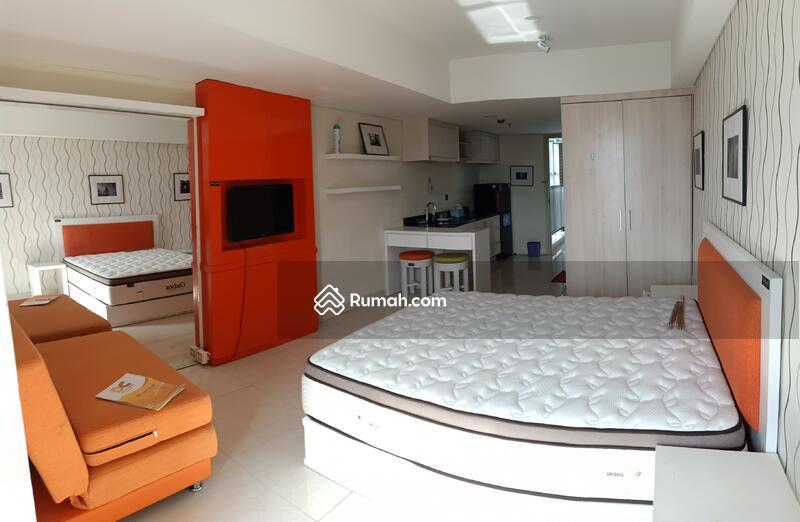 Apartemen studio corner furnish tengah kota dijual di apartemen warhol simpang lima semarang tengah #104986146