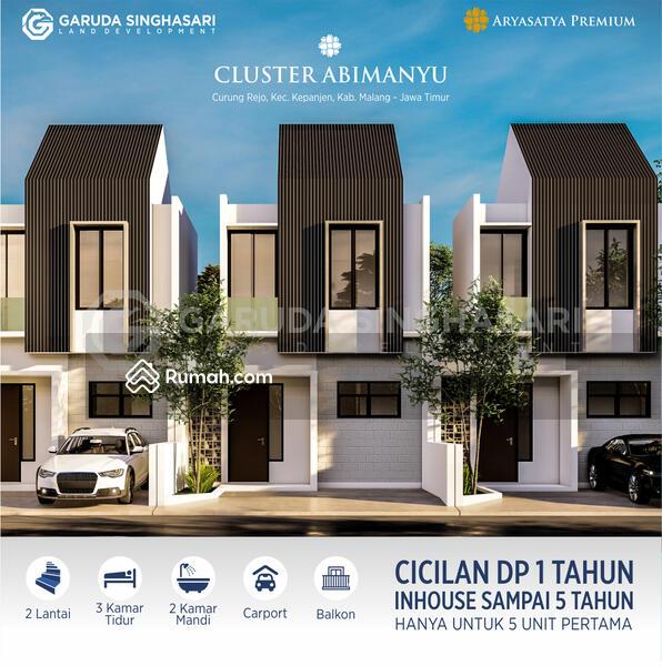 Rumah 200 Jutaan Malang 0KM Jalan Raya Buruan Takiss #107442750