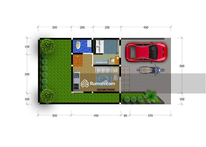 Rumah 200 Jutaan Malang 0KM Jalan Raya Buruan Takiss #107442752