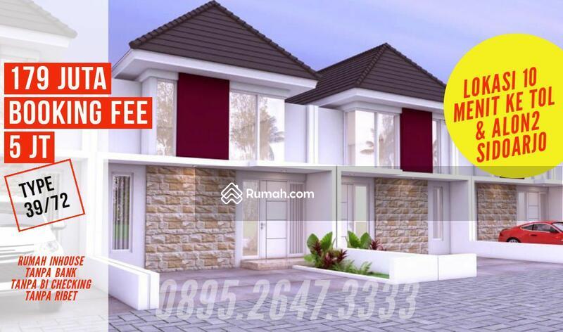 Rumah Murah Dekat Bandara Juanda Sedati Sidoarjo #104995788