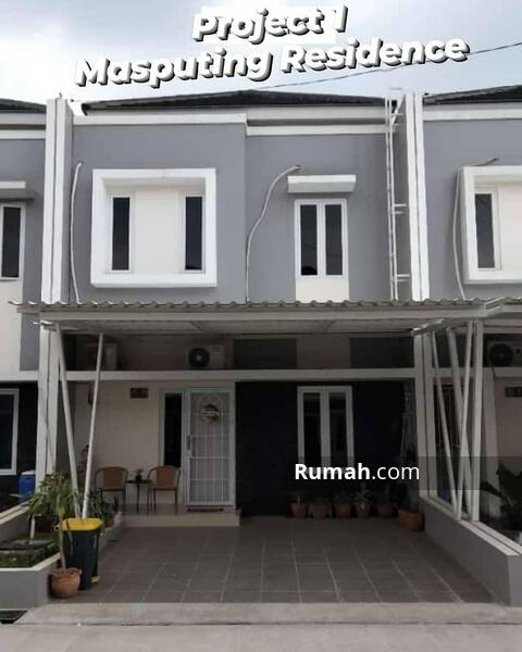 Project Pertama #Masputing Residence Sold Out