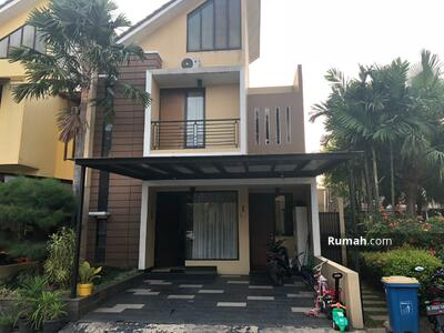 Dijual - DiJUAL CEPAT RUMAH CANTIK 2 LT FULLY FURNISHED DI Bintaro Dekat Bintaro Plaza