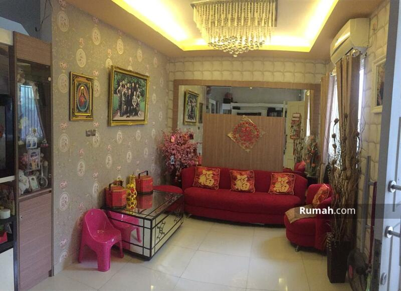 Rumah di Kano Indah PIK, Jakarta Utara #105076566