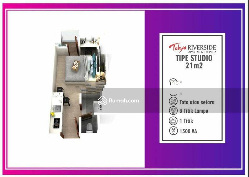 Dijual Apartemen PIK 2 -Tower BEPPU #105078874
