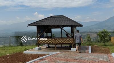 Dijual - Tanah Kavling di Bogor-View Gunung dan Sawah yang Indah-Cocok Untuk Hunian Villa, dan Kebun
