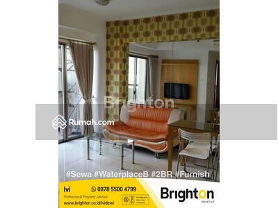 Disewa - STRATEGIS Apartemen Water Place 2 BR Harga BISAA Negoo