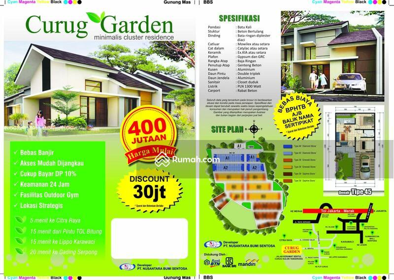 Cluster Curug Garden #105142948