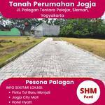 Tanah Jl Palagan Km 7, Barat Hotel Hyatt Jogja: Konsep Perumahan