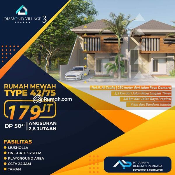 Rumah Murah Sidoarjo #105176752