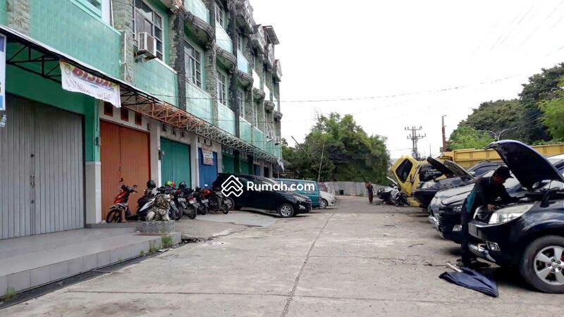 Dijual Ruko 2 Unit Plong di Jl. Residen Abdul Rozak Simpang Patal Pusri #105177512