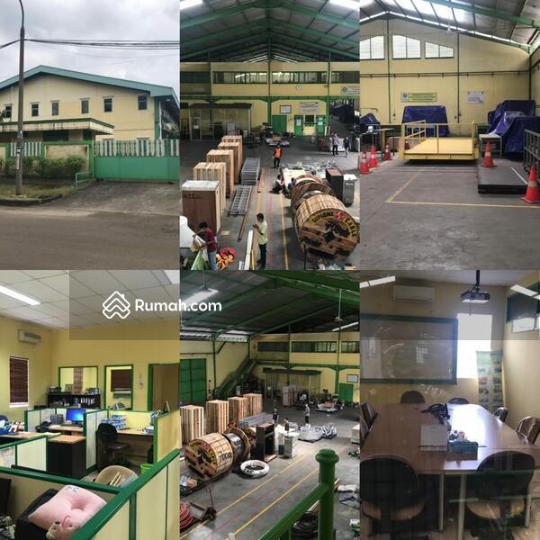 Gudang dan Kantor, lt. 3500 m2/ lb. 1800 m2. #105177900