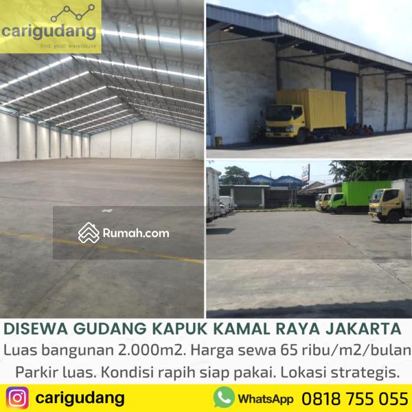 Sewa Gudang Kapuk Kamal Raya Jakarta Barat #105178038