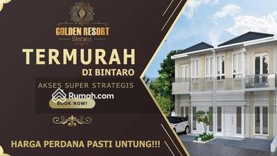 Dijual - Golden Resort Bintaro
