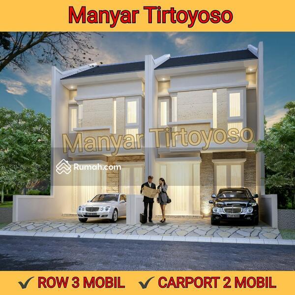 Rumah Baru di Manyar Tirtoyoso Selatan Surabaya #105179422