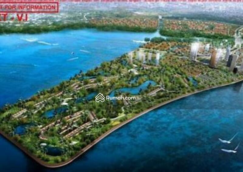Tanah Golf Island PIK 200m masih ada free alih hak 2x #105180802