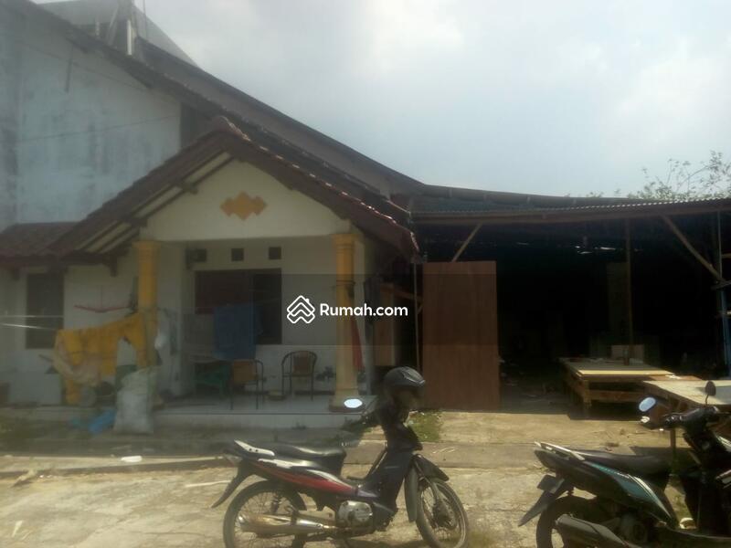 Dijual Rumah hoek plus workshop di Taman Harapan Baru Bekasi Utara #105182168