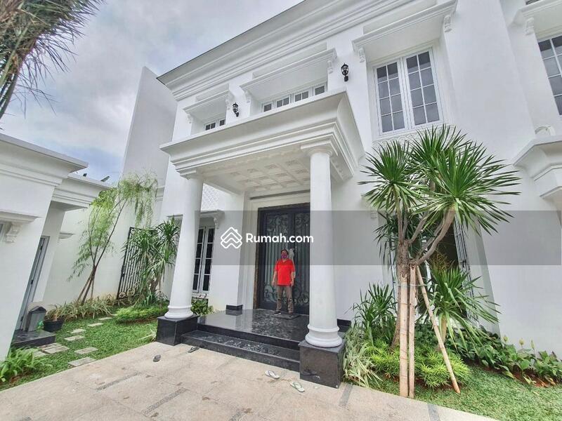 [HOUSE FOR SALE]rumah mewah dengan design classic berada di kawasan pondok indah, on progress #105185248