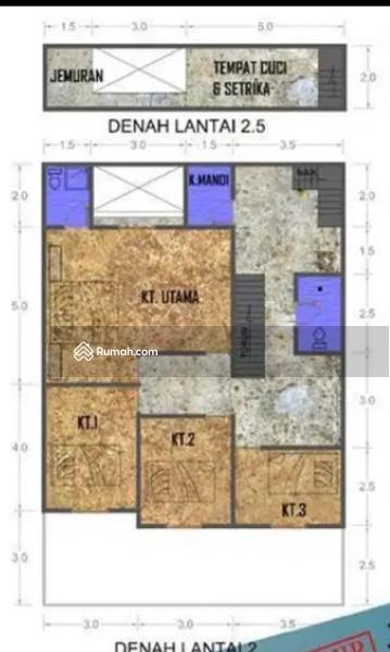 Rumah renov di Pondok Jurangmangu Indah ( PJMI) tidak banjir #105186732