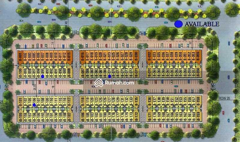 Ruko Avenue siap pakai 3Lantai Luas 5x17 85m di Boulevard JGC Jakarta Garden City Cakung #105188348