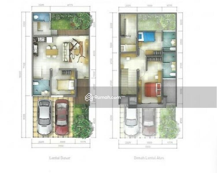 Dijual Rumah Di Kebayoran Sektor 7 Bintaro Hook Hadap Taman - WD 2005 BR #105188570