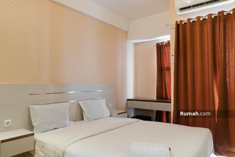 Dijual Studio & 1BR Fully Furnished Apartment Akasa Pure Living BSD By Travelio #105189204