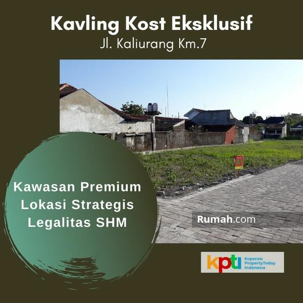 BANGUN RUMAH HEMAT 200 Jt; Kawasan Premium Strategis Jakal #105189562