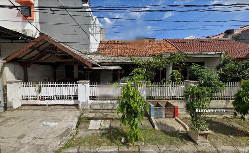 MURAH Rumah Lama Layak Huni Strategis di Pusat Jakarta Kemayoran #105189806
