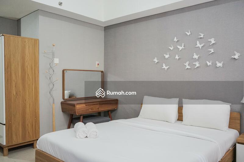 Dijual Studio Fully Furnished Apartment Bintaro Plaza Residence By Travelio #105189866