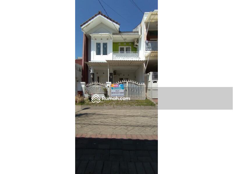Turuh Harga Dijual Cepat Rumah  Purimas Cluster Ubud Surabaya Dekat UPN, Merr #105190282