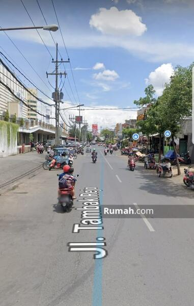 Ruko Kapas Krampung 0 Jalan Siap Pakai #105190636