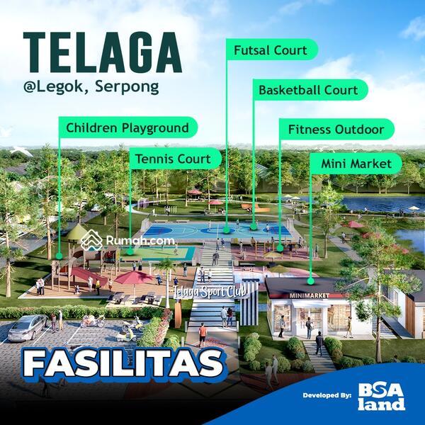 New cluster TONDANO @TELAGA Legok Serpong, dekat Gerbang Utama dan Sport Club, Harga 300 Juta-an #105194106