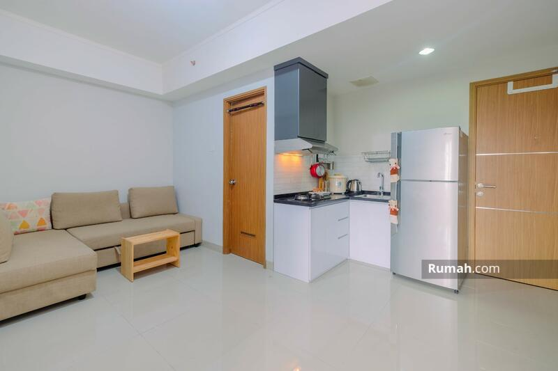 Dijual Studio, 1BR Fully Furnished Apartment Oasis Cikarang By Travelio #105194558
